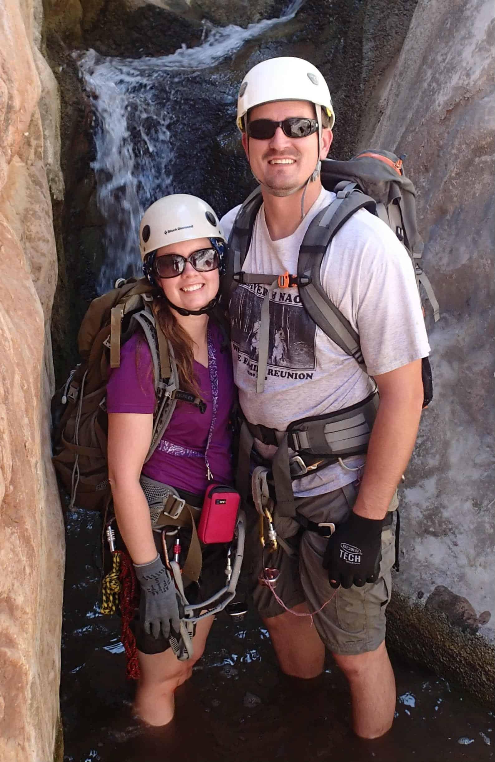 Garden Creek Canyon