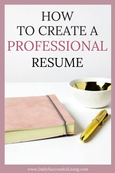 Best Resume Tips:  8 Writing Tips For Your Professional Resume