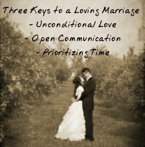 3 Keys Loving Marriage