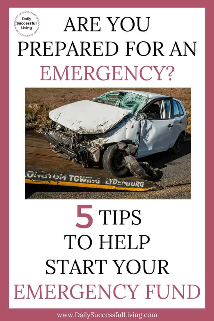 Do you have an emergency fund? Your emergency fund protects you against lifes storms and keeps you from increasing debt and helps you save money. #emergencyfunddefinition #emergencyFund #savingmoney