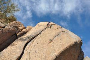 Pinnacle Peak Arizona Rock Climbing