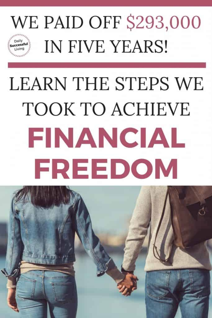 If you are tired of debt you need to read this post. Getting out of debt is hard work, but it can be done! Learn how to reduce debt and manage your personal financial life with these 6 debt reduction tips that actually work. | Personal financial Planning | Saving Money, Debt Reduction, Budgeting | How to achieve financial freedom | #debtfreedom #Debtreductiontips