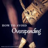 How to Avoid Overspending