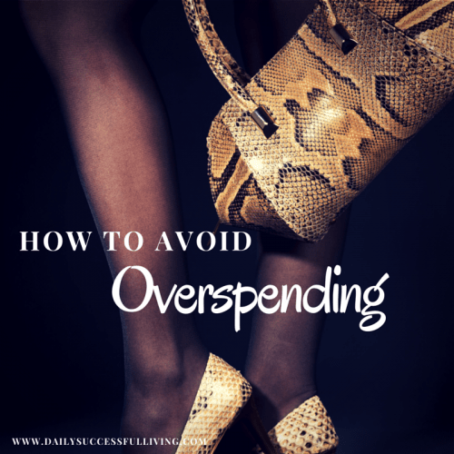 How to Avoid Overspending