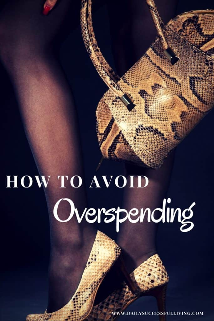 How to Avoid Overspending - Simple steps to cut your spending and save money