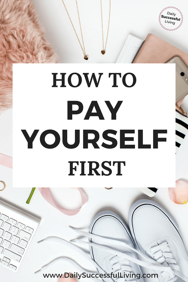Do you pay yourself first? To get ahead you must learn how to pay yourself first. Increase your savings account by using these simple life changing tips to begin paying yourself first. The first rule of budgeting is to always set aside some of your money for yourself to get ahead in your personal financial plan. Learn the secret to saving money.
