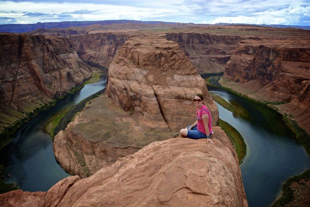 A visit to Horseshoe Bend in the Colorado River.