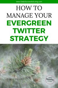 Developing a twitter stategy to increase following will drive traffic to your blog. The easiest way to increase twitter engagement is to consistantly reshare your evergreen blog posts. Evergreen blog content will help grow your blog when reshared frequently on twitter. Learn the simple twitter strategy I use to increase my twitter follower and engagement. | Social Media Marketing | Twitter Tips | Increased twitter interaction | #socialmediatips #twitterengagement