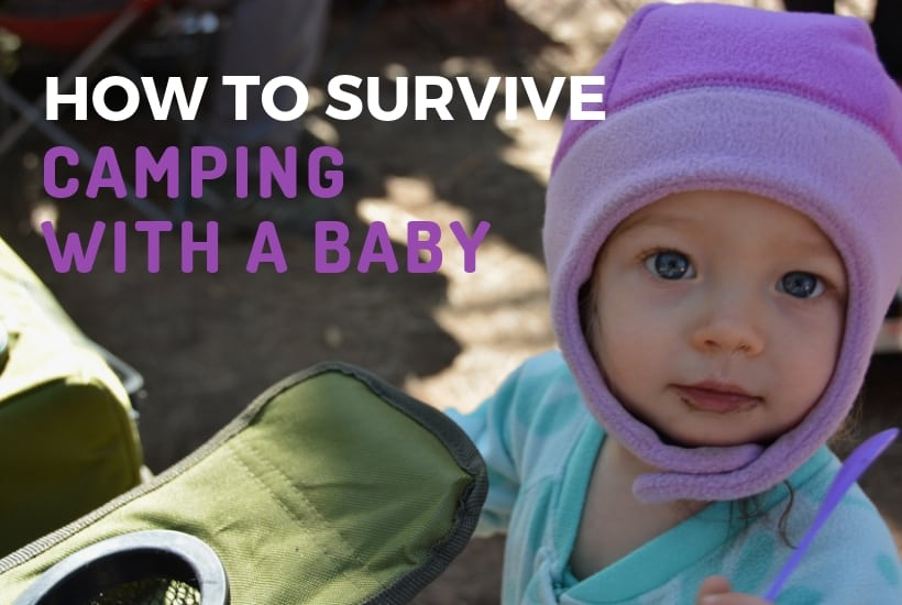 Camping Must Haves For Babies