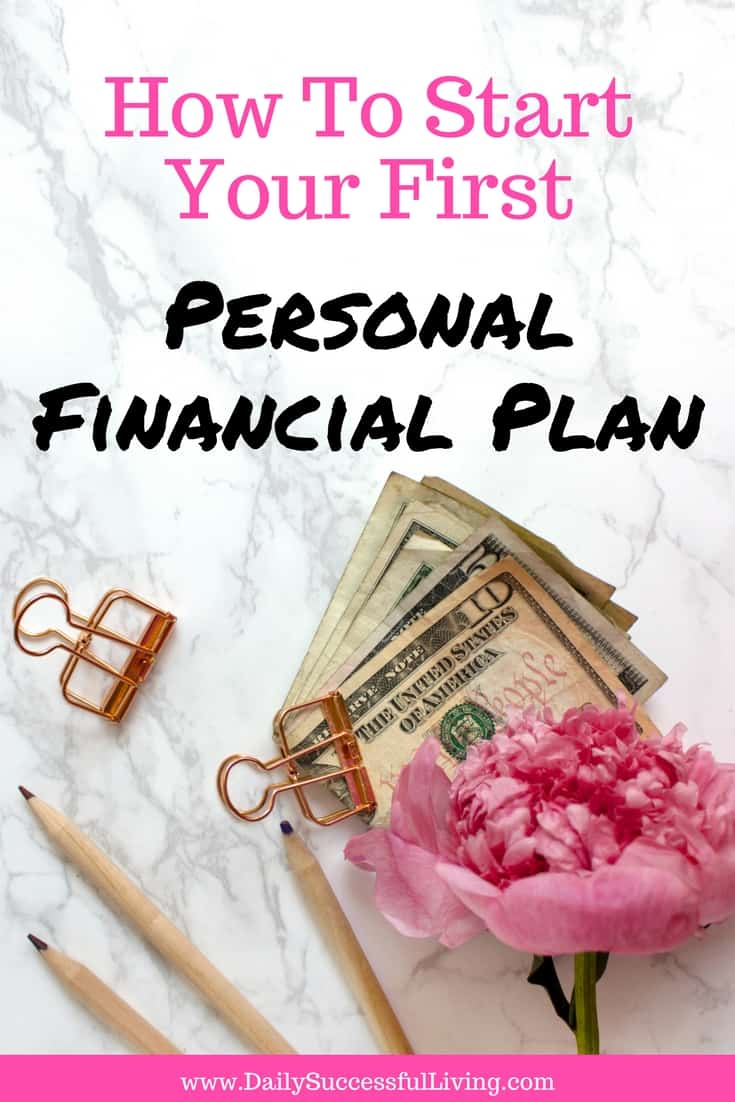 You've got to have a plan to manage your money. Debt reduction, emergency funds and saving money all start with a basic personal financial plan that uses actionable goals to succeed.