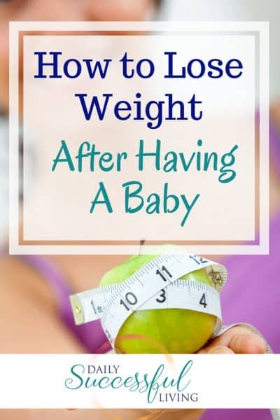 Postpartum Weight Loss: Focusing On Your Body, Not The Number on a Scale