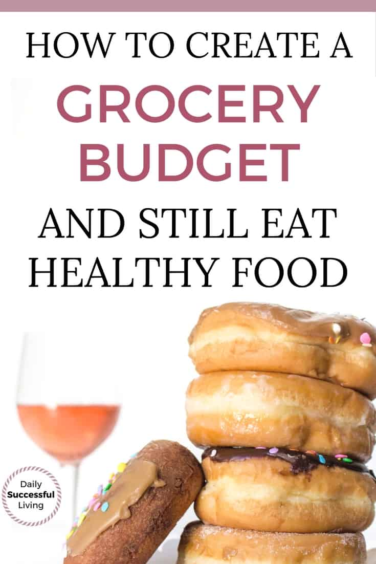 Eating clean organic food while on a tight budget can be difficult. These 3 tips for eating healthy on a budget will help you cut costs. | Frugual Living | Clean eating on a food budget | Makeover Your Grocery Budget | #moneysavingtips #healthyeating