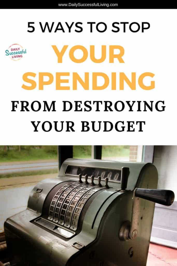 Some days I just want to spend money and don't care about my budget.  I've learned the hard way, that overspending isn't a good idea.  Budgeting tips that will help you control your spending and save money.  Tips to help you save money rather then spend money.