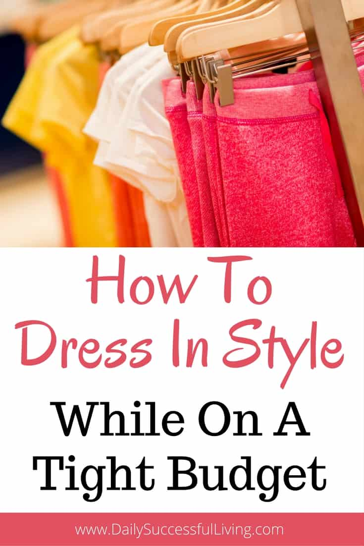 Tight clothing budget? Me too, I've found the absolute best tool for dressing in style while on a budget. Most importantly I can shop from the comfort of my own home.