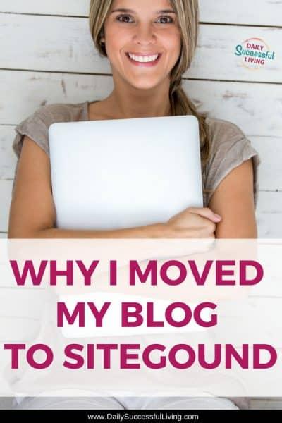 Siteground vs. Godaddy: Why I Moved My Blog to SiteGround