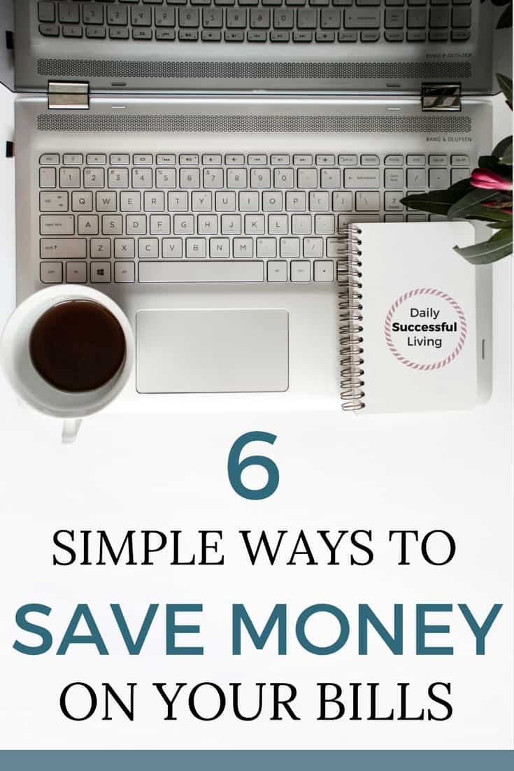 Do you need to cut expenses?  Saving money on household bills is the quickest way to lower your cost of living.  Learn 6 money saving tips and tricks for cutting your monthly bills and reducing your household expenses. | Simple money saving ideas | Awesome tricks to Cut Your current expenses | Learn to save money by decreasing monthly expenses | #moneysavingtips #Personalfinance #expensemanagement