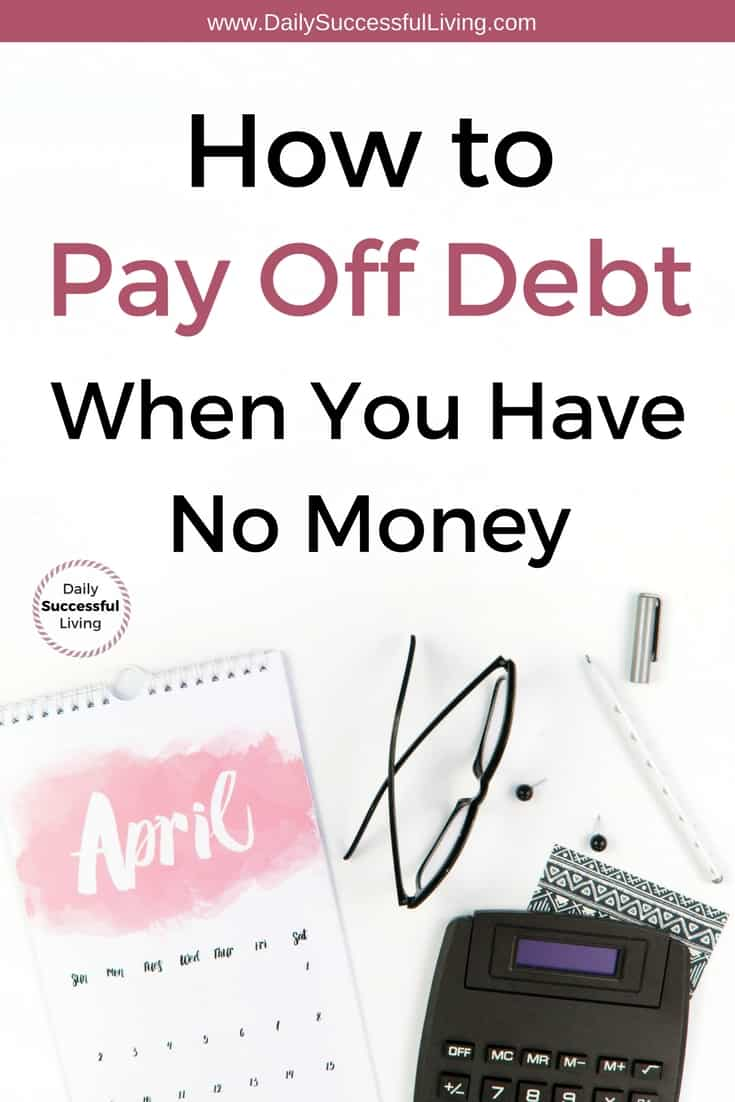 Are you tired of drowning in debt? We were! We had $446,000 in debt and decided it was time for a change. Paying off debt on a low income when you have no money is really hard. These tips will help you develop a debt payment plan that will work. #debtfreedom #debtreduction #financialfreedom #budgetingworks