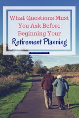 What do you want from your retirement. You can't plan your retirement until you have clear goals and directions for your retirement dreams
