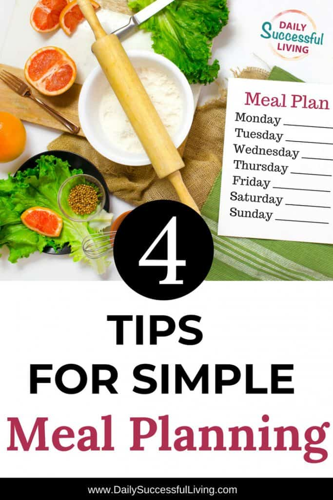If your grocery budget out of control? I found that the only way I could consistently save money on food was to meal plan. Meal planning is a great way to organize your time and help you save money. Learn simple techniques that will help you create a meal plan that works for your family.