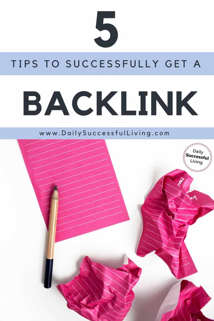 Blogger Outreach Best Practices: 5 Tip to Successfully Asking For A Backlink