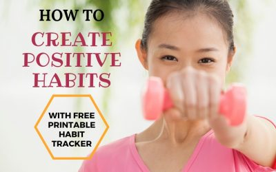 Free Printable Daily Habit Tracker To Help You Create Positive Habits
