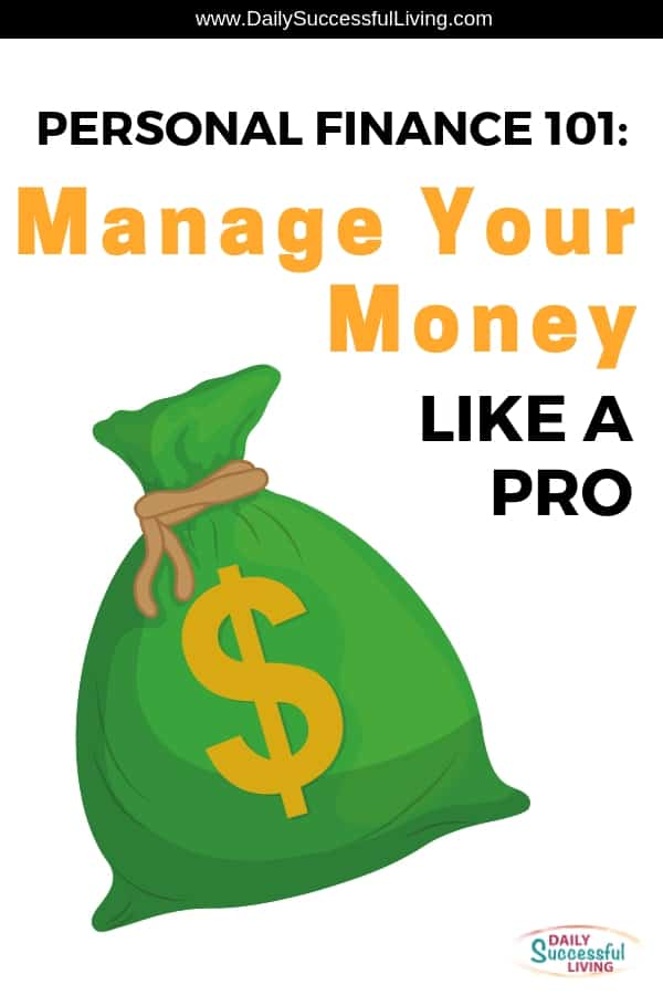 Are you ready to start building wealth? The quickest way to become rich is to learn to manage the money you have. Learn how to manage your money like a pro. Personal finance 101 will teach you the tips to begin saving money and controlling your spending. #moneymanagement #personalfinance101