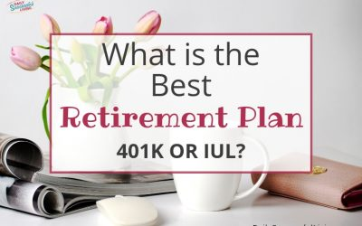 Index Universal Life vs 401K – Which Is Better For Retirement?