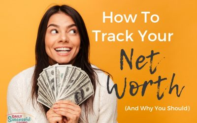 Net Worth Spreadsheet – How To Create A Monthly Personal Finance Statement