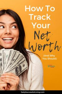 Learn how to track your net worth with a free net worth tracker