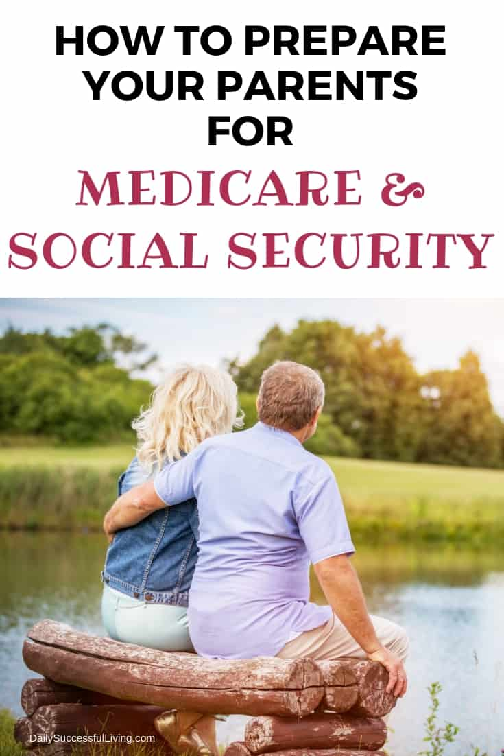 If your parents are getting ready to retire they will most likely need your help preparing for medicare and social security. Tips to help you prepare for social security benefits. Tips to help you find the right medicare plan for your parents.