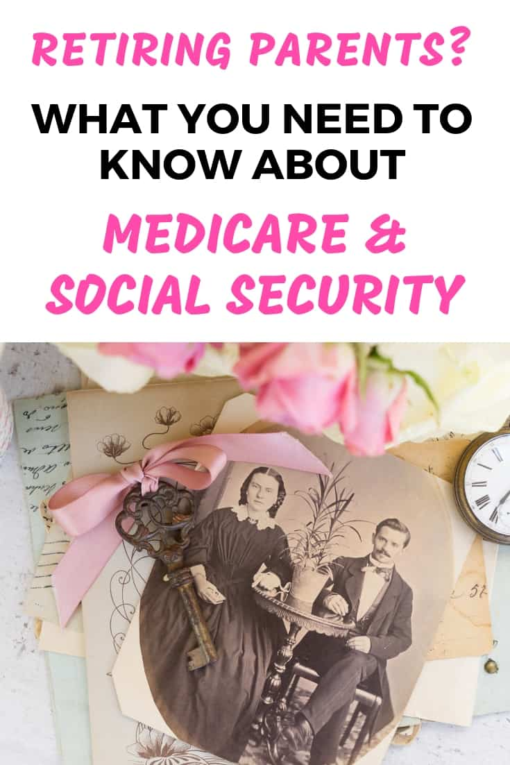 Planning for social security and medicare benefits can be completely overwhelming. Learn the tool and tips you need to help your parents get started if they are getting ready for retirement. Tips to help you prepare for social security. Find the right Medicare retirement plan for you.