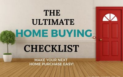 Ultimate Home Buyers Checklist: Save Time & Money